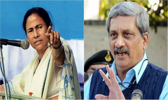 Mamata Banerjee writes back to Manohar Parrikar: Never seen such political vendetta, near-defamatory remarks against me