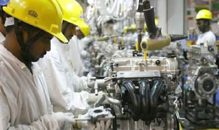 Factory output shrinks 1.2% in February amidst falling economic activity