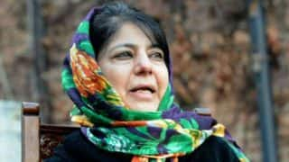 National Conference demands apology from CM Mehbooba Mufti for calling protesters criminials