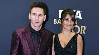 Lionel Messi set to marry childhood sweetheart Antonella Roccuzzo in Argentina next summer