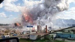 Mexico probes deadly fireworks blast
