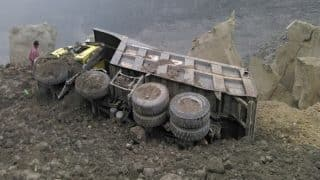 झारखंडः कोयले की खान धँसने से 7 लोगों की मौत, 23 फँसे, बचाव कार्य जारी