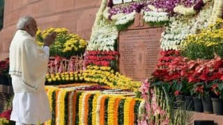 PM Modi pays homage to the 2001 Parliament attack martyrs:  Key points about the heinous attack