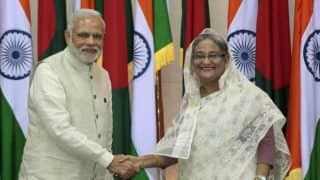 India-Bangladesh decides to strengthen anti-terror mechanism