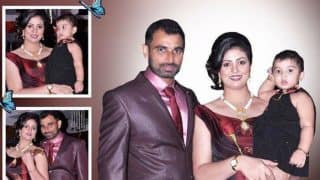 Mohammed Shami shuts down Internet trolls by posting another picture with wife and a special message to haters