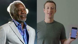 Mark Zuckerberg's robot assistant Jarvis has voice of Morgan Freeman
