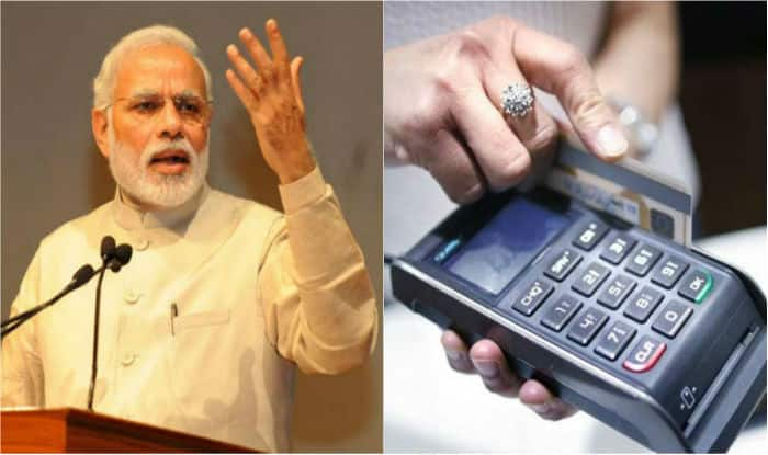 PM Narendra Modi; Digital transaction