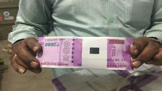 नोटबंदी के बाद रिकॉर्ड करेंसी पेपर आयात करने की तैयारी में भारत सरकार