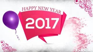 Happy New Year 2017: Best New Year Quotes, Sayings, SMS & Greetings to Say Happy New Year 2017