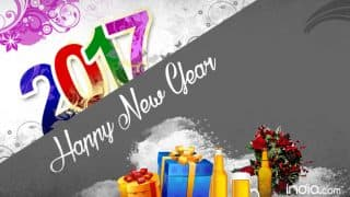 Advance Happy New Year 2017 Wishes, Gif Images, Memes, Quotes, WhatsApp & Facebook SMS Messages to Wish Happy New Year in Advance