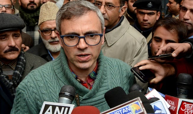 Omar Abdullah Links Terror Attacks To Govt 'Bravado' After Surgical Strikes