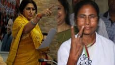 BJP's Locket Chatterjee and Roopa Ganguly attacks TMC for Mamata…