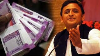 मुख्यमंत्री अखिलेश यादव ने नोएडा को दी 4357 करोड़ की सौगात