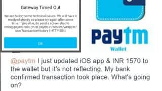 Paytm App removed from Apple App Store: Updated iOS app is back for download, but still with bugs and crashes