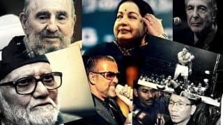 7 deaths that shocked us in 2016: Here are some renowned ones