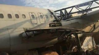 Russian II-18 plane crashes in Siberia