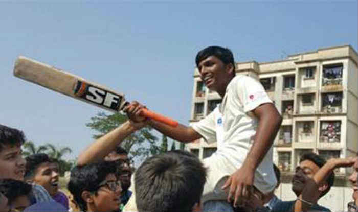 Cricketer Pranav Dhanawade arrested after arguing with Mumbai police