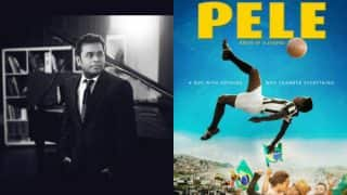Will A R Rahman bring home another Oscar for Pele: Birth of a Legend?