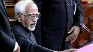Ground reality of delivering social justice dismal: Hamid Ansari