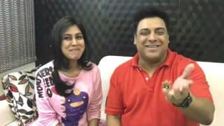 Kehetein Hai Opposites Attract: Here's what to expect from Ram Kapoor & Sakshi Tanwar's new web series!