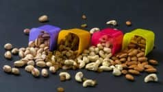 Handful of nuts daily cuts risk of heart disease, cancer