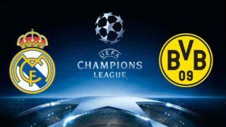 UEFA Champions League: Group leadership at stake as Real Madrid take on Borussia Dortmund