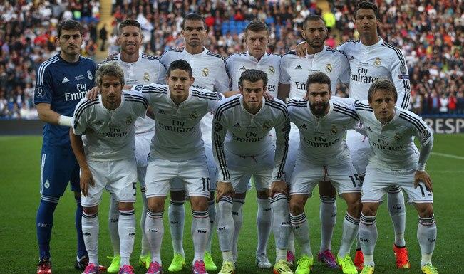 Real madrid football result