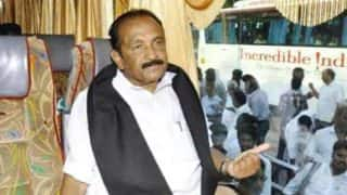 State not inching towards instability, says Vaiko