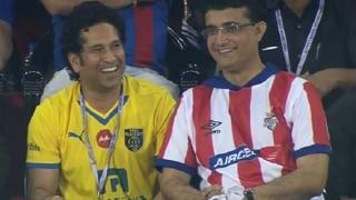 Indian Super League final: Sachin Tendulkar will be up against Sourav Ganguly as Kerala Blasters play Atletico de Kolkata