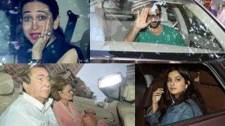 Kareena Kapoor Khan & Taimur Ali Khan Pataudi: See the celebs who visited mommy-son duo!