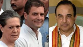 Court rejects Subramanian Swamy's plea for papers in National Herald case