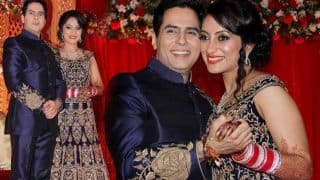 Bigg Boss ex-contestant Aman Verma gets married to Vandana Lalwani (View Pics)