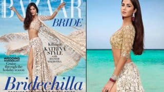 HOT pics alert! Katrina Kaif's this transformation into a SCINTILLATING bride will make you want to die with envy