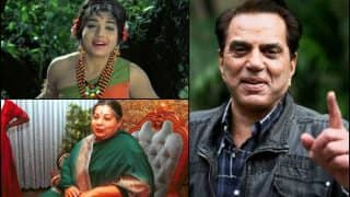 RIP Amma: Veteran actor Dharmendra remembers working with Jayalalithaa in Izzat, her only Hindi film