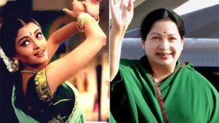 OMG!! बड़े पर्दे पर जयललिता का किरदार निभा चुकी है ऐश्वर्या राय बच्चन