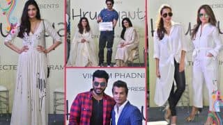 Shah Rukh Khan, Arjun Kapoor & Malaika Arora Khan look stunning at Vikram Phadnis' Hrudayantar Muhurat clap event