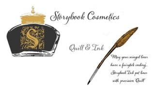 The Harry Potter Quill & Ink liquid eyeliner will take your cat eye to the next level