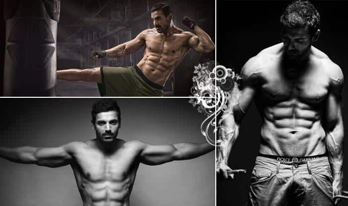 Happy Birthday John Abraham These Hot Workout Pictures Of Dishoom