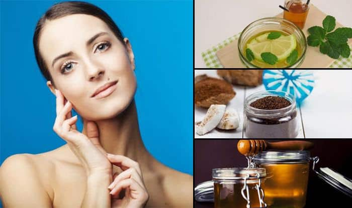 how to get rid of sebum on face naturally