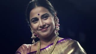 Did Vidya Balan take a dig at the Khans for snatching huge profit shares from film producers?