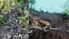 Second longest wall of world found in India madhya Pradesh|मध्य…