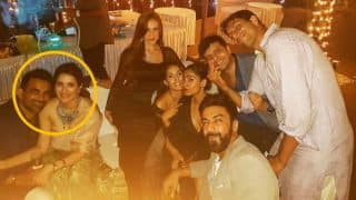 Is Chak De hottie Sagarika Ghatge dating Zaheer Khan? These pictures say YES