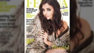 Aishwarya Rai Bachchan on Femina cover looks sexier than ever! See Pics!