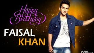 Faisal Khan birthday special: 5 things to know about the Jhalak Dikhhla Jaa winner!