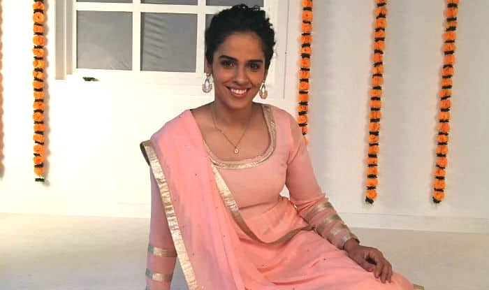 Indian badminton star Saina Nehwal storms into Malaysia Masters final: 6 times top seed Saina amped up her style! View pics