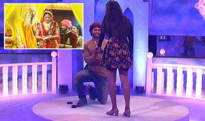 Bigg boss 9 finale pictures of wedding