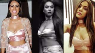 Hotness Alert! Nia Sharma shows off her bold dance moves on Instagram; gets bashed by her fans!