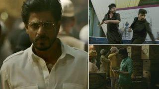 Raees new dialogue promo: Shah Rukh Khan finally gives us a glimpse of his Baniye ka dimaag, miyan bhai ki daring (watch video)