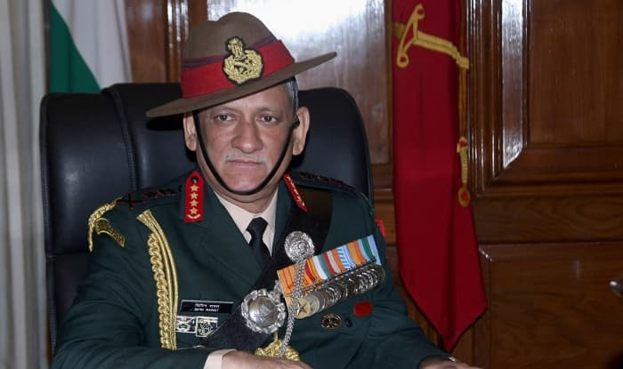 Soldiers must raise issues internally instead of making it public: Bipin Rawat