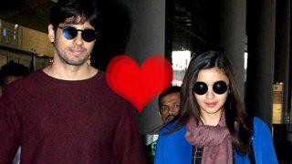 Rumored lovebirds Alia Bhatt and Sidharth Malhotra bring back Style Goals from a romantic New Year getaway!